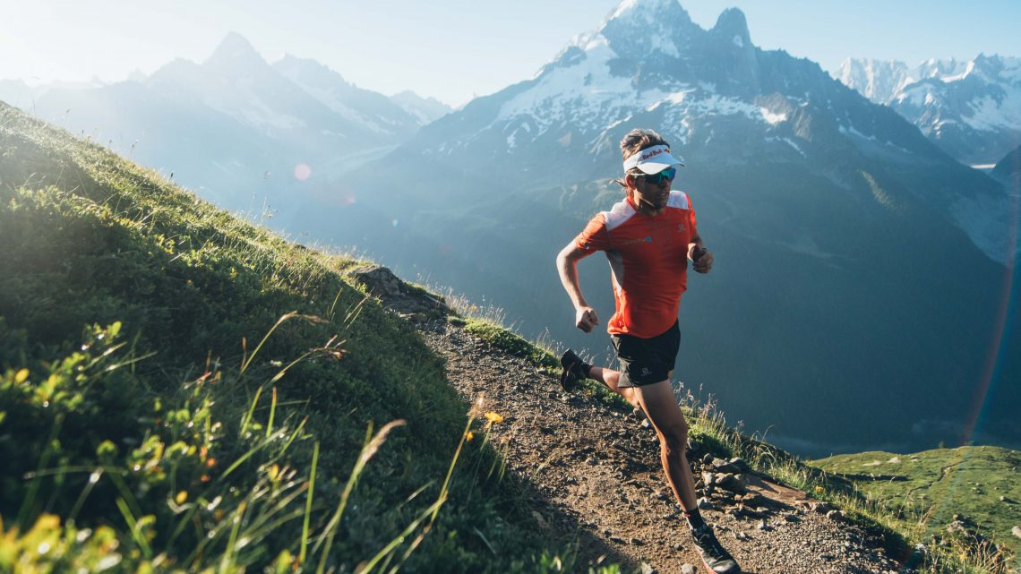 Ryan Sandes performs in Chamonix, France on July 25, 2016 // Kelvin Trautman / Red Bull Content Pool // AP-1P37ZV4VH1W11 // Usage for editorial use only // Please go to www.redbullcontentpool.com for further information. //